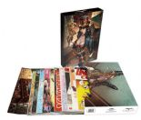 Comic Book Portfolio Storage Box, Van Helsing Artwork